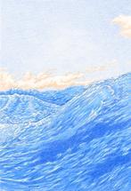 wildwaves by Ellen Lambrichts