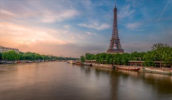Paris is like a Postcard