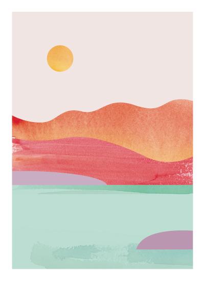 art prints - Looking Far West by sue prue