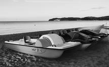 German Beach Transporta... by Macy Klein Eldredge