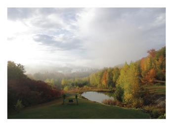 Fall on Newfound Lake