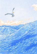 wind under my wings by Ellen Lambrichts