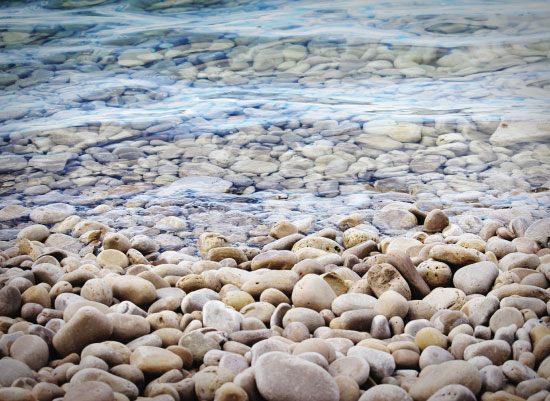 art prints - Sweeping Water by Jessica Brooks