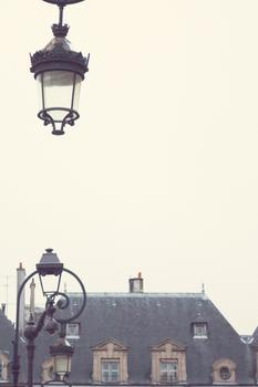 Parisian Lamps