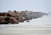 The Jetties by Debbie Barbare