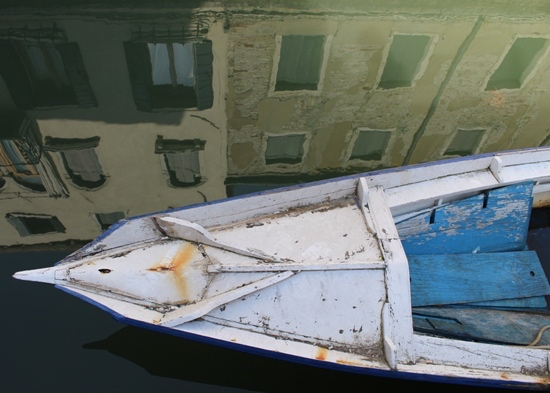art prints - Reflections of Venice by Kate Gilliland