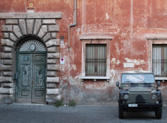 art prints - Guarding Rome by Kate Gilliland