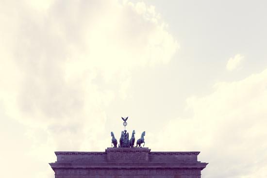 art prints - Brandenburg Quadriga by Alex Garris