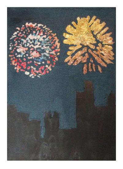art prints - You're a Firework by JaxRobyn