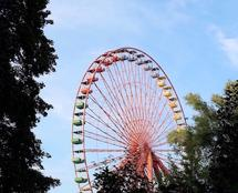 The Rainbow Ferris Whee... by Aristotle Saliva-Sclank