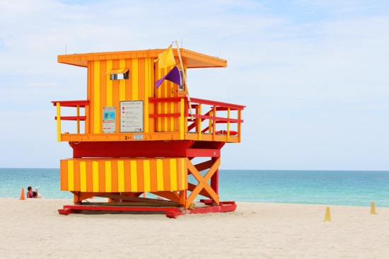 art prints - Colors of the Beach by Claire Duda
