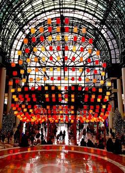 World Financial Center Lighting the Way