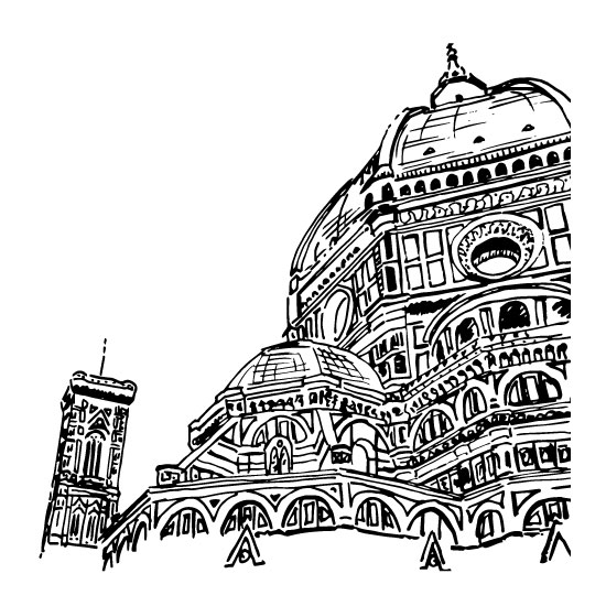 art prints - Sketching Firenze by Kari Joy