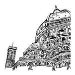 Sketching Firenze by Kari Joy
