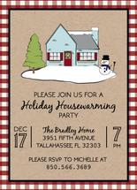 Holiday Housewarming by Natalie Jump