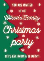 Christmas Party Invite... by Pippi Dust