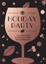 Happy Holiday Party Inv... by JEONGKYUN AHN