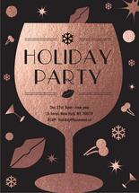 Holiday Party Invitatio... by JEONGKYUN AHN