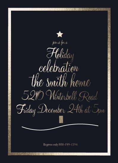 party invitations - Jewel by Mya Mallad