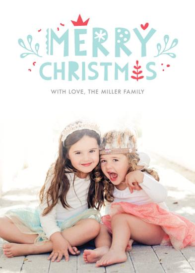 holiday photo cards - Merry Days by Ekaterina Romanova