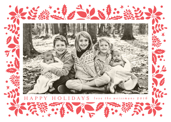 holiday photo cards - Yule Time Traditions by Chris Griffith