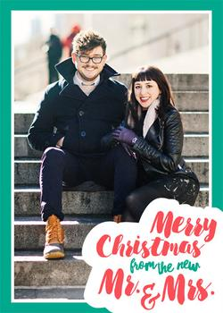 Mr. & Mrs. First Christmas