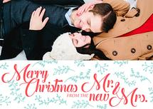 First christmas for Mr.... by Viper Paper Co.
