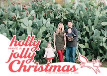 Holly Jolly Christmas F... by Viper Paper Co.