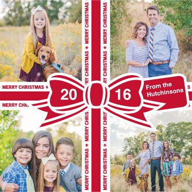 holiday photo cards - A Family Christmas Gift by Qui Phang