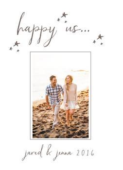 happy us....