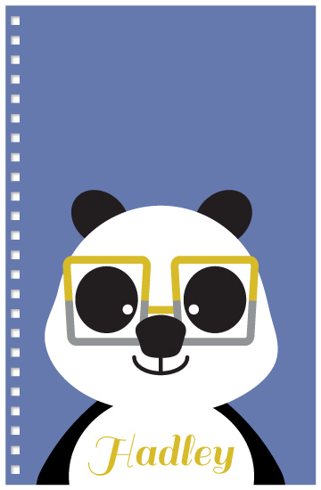 design - Panda Notes by Hollie Shepard