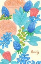 Peony bouquet by Ellen Lambrichts