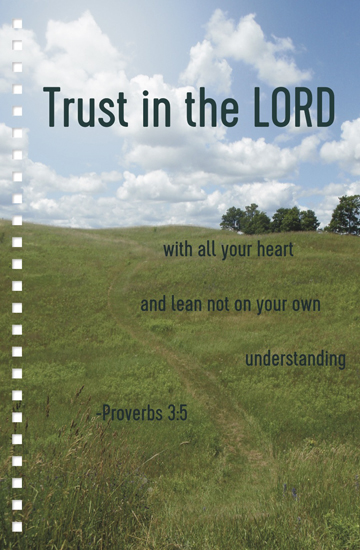 design - Trust in the Lord by Nikky Starrett
