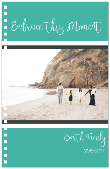 design - Embrace Family Notebook by Hollie Shepard