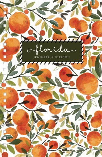design - Florida state fruit by iamtanya