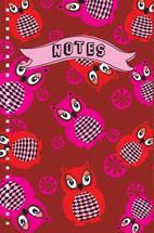 Owl Write it Down by Milena Martinez
