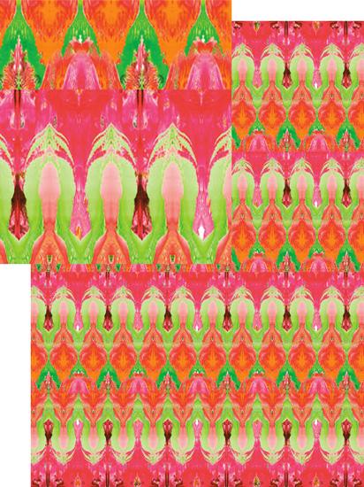 design - Tiraz by Melanie Millar