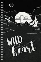 Wild Desert Heart by Viper Paper Co.