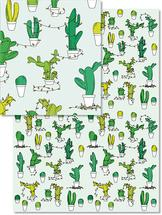 Cactus Christmas by Viper Paper Co.
