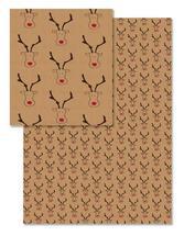 Kraft Reindeer by Elisabeth Lein
