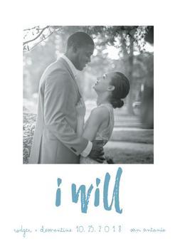 ...i will