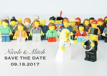 Lego-lly getting Marrie... by nicole dypolt