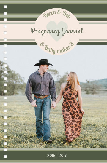 design - Pregnancy Journal by MoMint