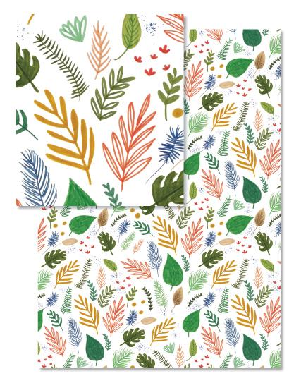 design - floral burst spray by tammie bennett