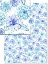Blue garden by julia grifol designs