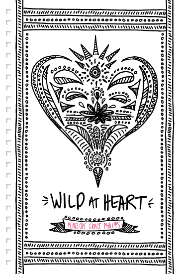 design - A Wild and Whimsy Heart by Carrie