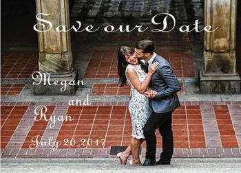 Save our Date 2