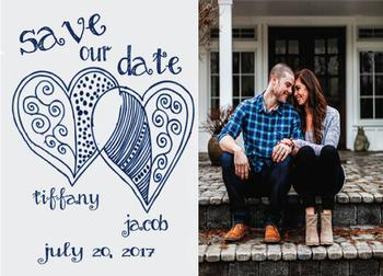 Save our Date TJ