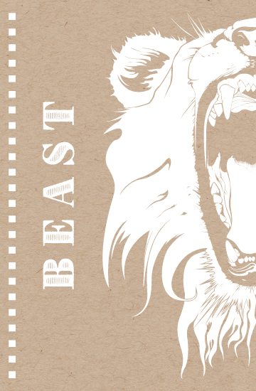 design - Let the beast out by AnaP Studio