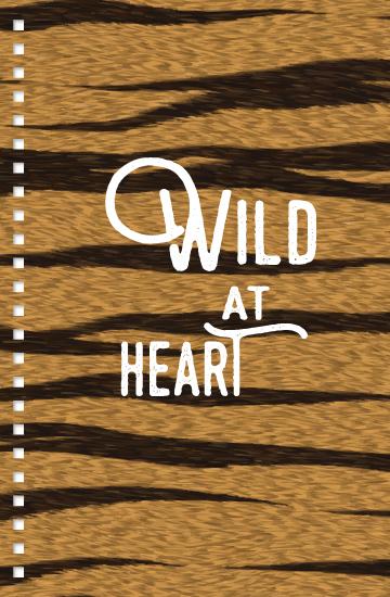design - Wild tiger by AnaP Studio